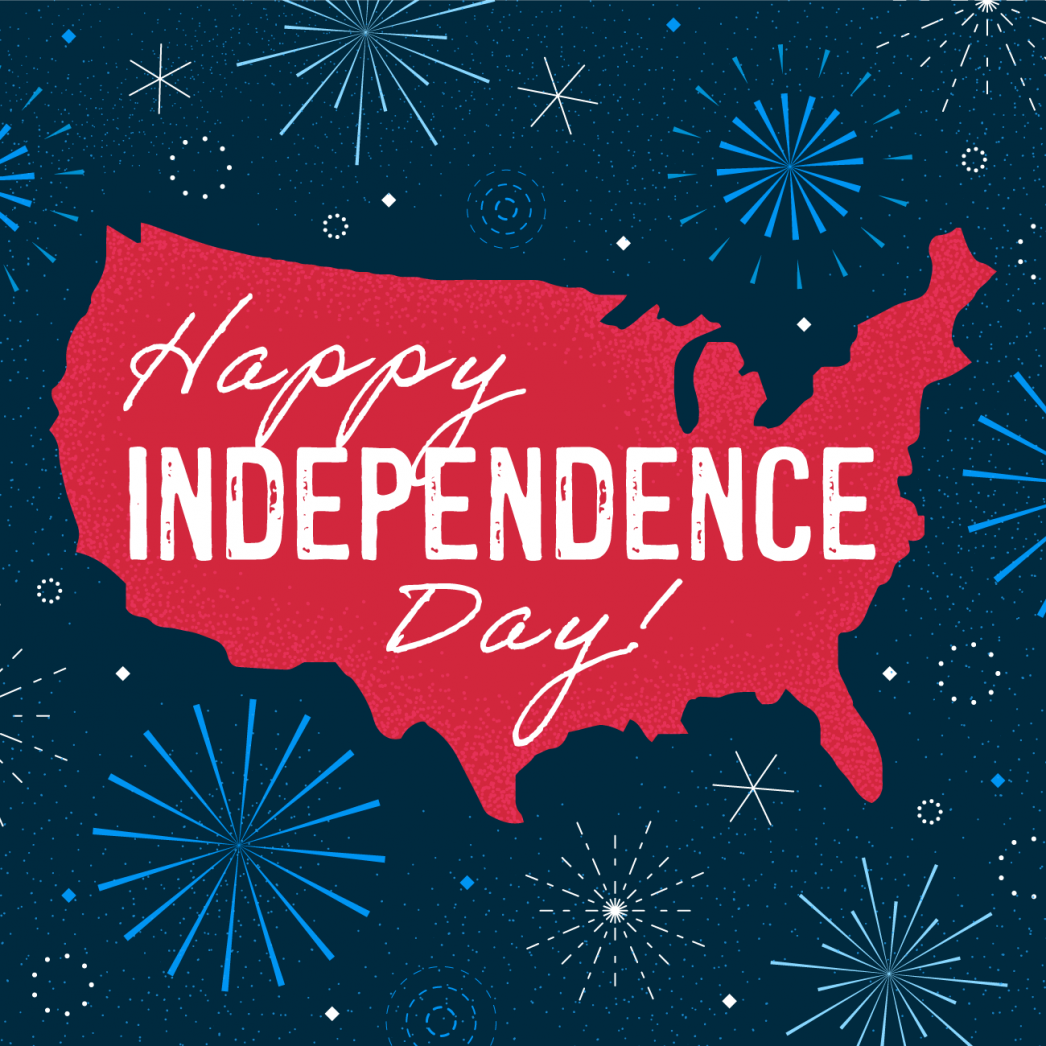 Happy Independence Day! | MyKCM
